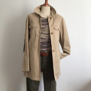 Liz Claiborne -Trench coat with detachable lining